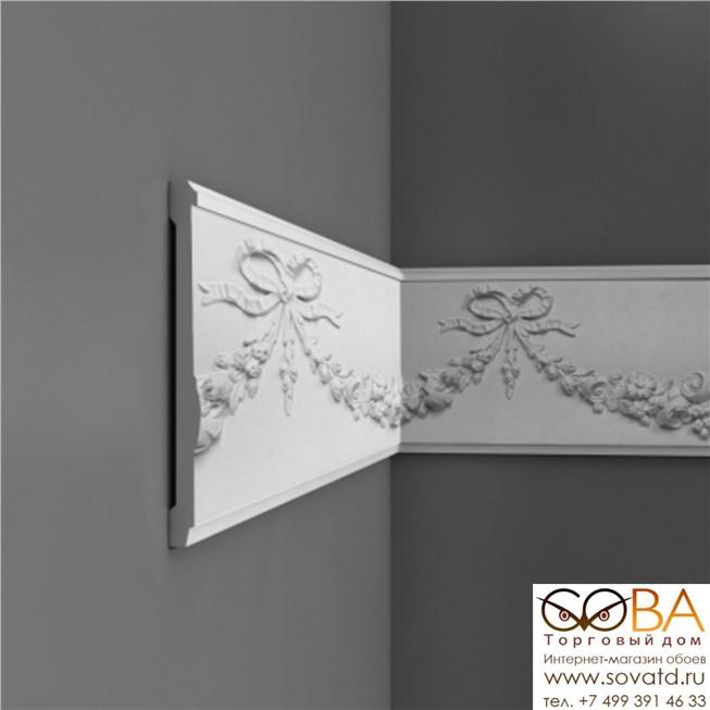 Молдинг Orac Decor P7080 Luxxus купить по лучшей цене в интернет магазине стильных обоев Сова ТД. Доставка по Москве, МО и всей России