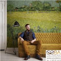 Панно BN 30543 Van Gogh купить по лучшей цене в интернет магазине стильных обоев Сова ТД. Доставка по Москве, МО и всей России