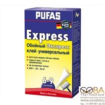 Клей обойный Pufas EURO 3000 Экспресс 200 г 20010/200 купить по лучшей цене в интернет магазине стильных обоев Сова ТД. Доставка по Москве, МО и всей России