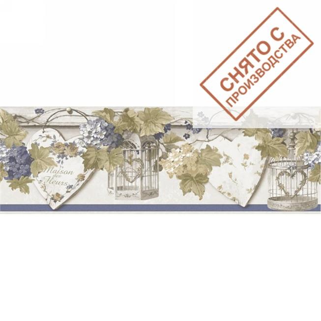 Бордюр Parato ( Cristiana Masi ) 7899 Blooming Garden купить по лучшей цене в интернет магазине стильных обоев Сова ТД. Доставка по Москве, МО и всей России