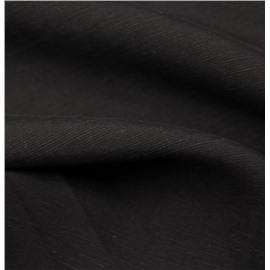Лен + Тенсель черного цвета