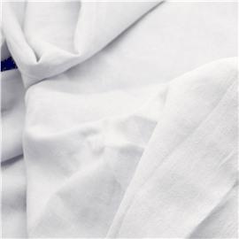 Конопляная ткань белого цвета №2
