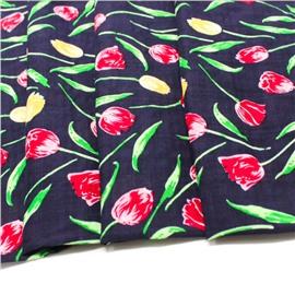 Тюльпаны на темном