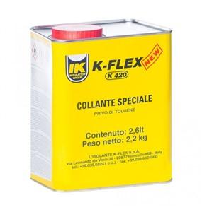 Клей K-FLEX 2.6 lt K 420