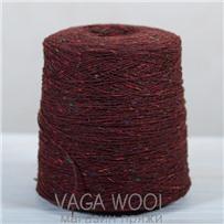 Пряжа Твид-мохер Осенний вереск 2726, 200м/50г Knoll Yarns, Mohair Tweed, Autumn Heath