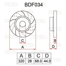 BDF034