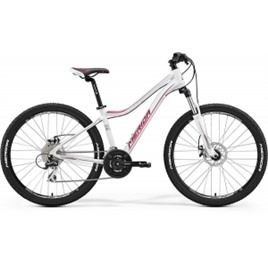 ��������� Merida Juliet 6.20MD Matt White/Pink (2017) , интернет-магазин Sportcoast.ru
