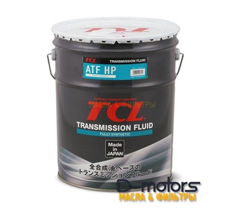 Трансмиссионное масло для автоматических коробок передач TCL ATF HP(20л)