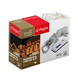 Блок питания (преобразователь) 220V/24V Vegas 12W (на 500 LED) с пультом 55121