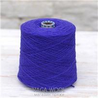 Пряжа Pastorale, 219 Василек, 175м/50г, шерсть ягнёнка, Vaga Wool