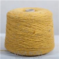 Пряжа Твид-мохер Лимонная капля 2729, 200м/50г Knoll Yarns, Mohair Tweed, Lemon drop