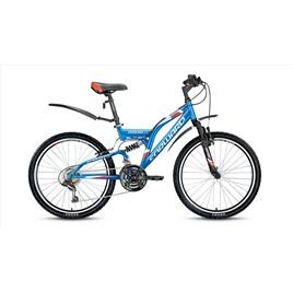Велосипед Forward Cruncher 2.0 24 (2017) Зеленый, интернет-магазин Sportcoast.ru
