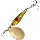 Блесна DAIWA Silver Creek Spinner R 1060-C Kurokin / 04841508