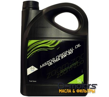 MAZDA ORIGINAL OIL ULTRA 5W-30 (5л)