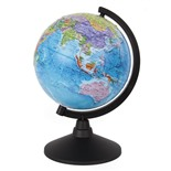 Глобус политический Globen Классик d210 мм рельефный К022100200