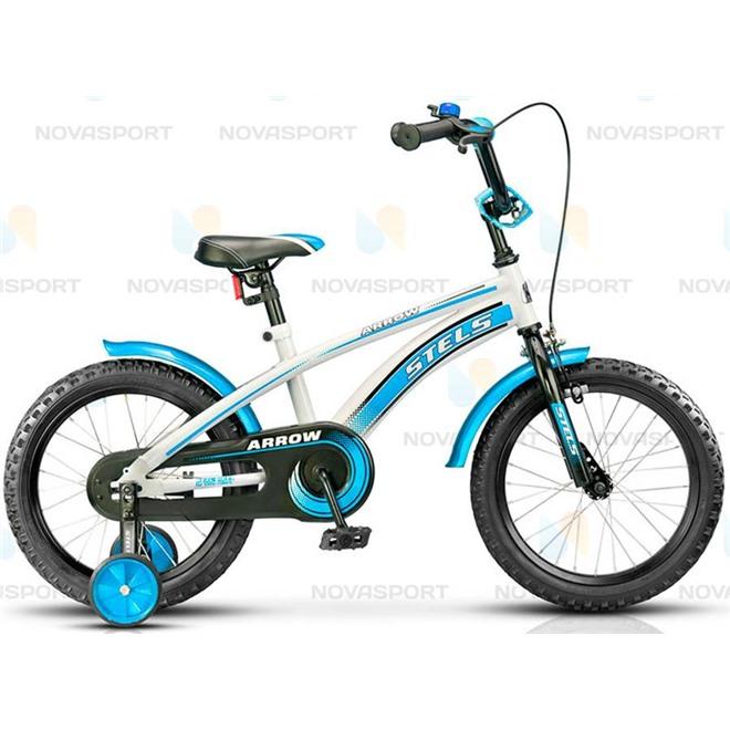Велосипед Stels Arrow 16 (2016), интернет-магазин Sportcoast.ru