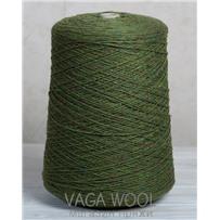 Пряжа Твид-мохер Листва 2616, 110м/50гр. Knoll Yarns, Mohair Tweed, Foliage
