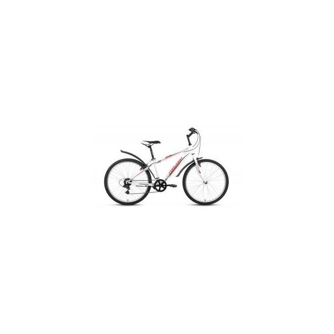 Велосипед Forward Flash 1.0 26 (2017) Белый, интернет-магазин Sportcoast.ru