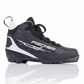 Ботинки NNN Fischer XC SPORT BLACK, интернет-магазин Sportcoast.ru