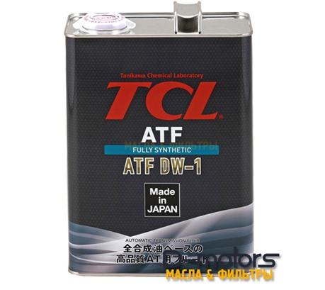Трансмиссионное масло для автоматических коробок передач TCL ATF DW-1 (4л)