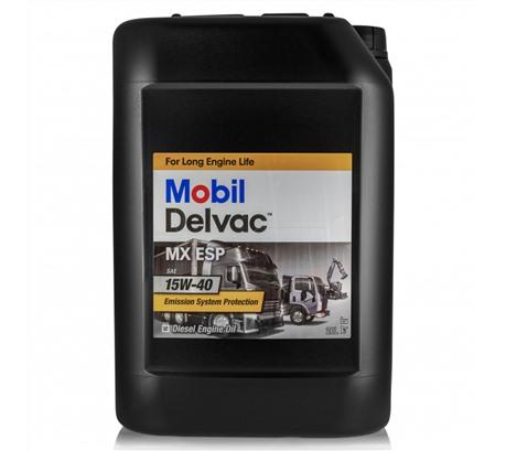 Mobil Delvac MX ESP 15W-40, 20л