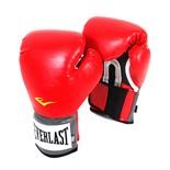 Перчатки боксерские Pro Style Anti-MB 2116U, 16oz, к/з, красные