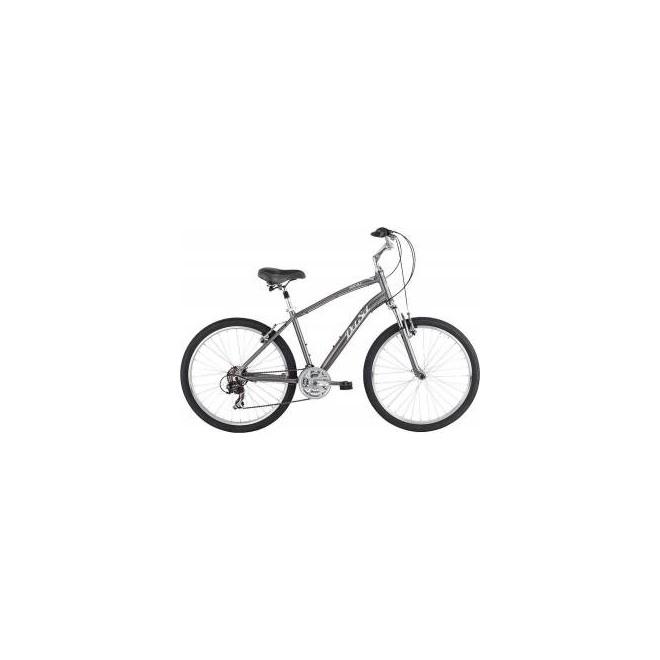 Велосипед Haro Lxi 6.1 (Gloss Charcoal) (2015), интернет-магазин Sportcoast.ru