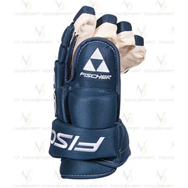 Перчатки игрока Fischer SX9 (син), интернет-магазин Sportcoast.ru