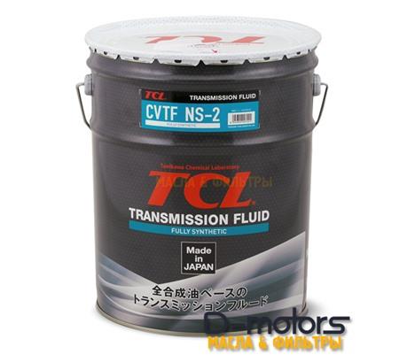 Трансмиссионное масло для автоматических коробок передач TCL CVTF NS-2 (20л)