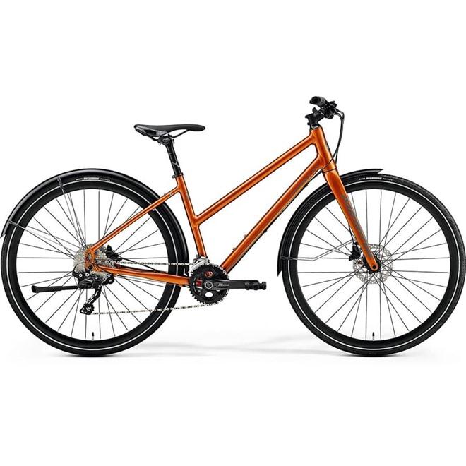 Велосипед Merida Crossway Urban 500 Lady 2019, интернет-магазин Sportcoast.ru