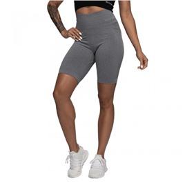 Шорты Better Bodies Rib Seamless Shorts, серый меланж