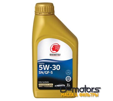 Моторное масло Idemitsu 5W-30 (1л.)
