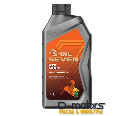 S-OIL 7 ATF MULTI (1л)