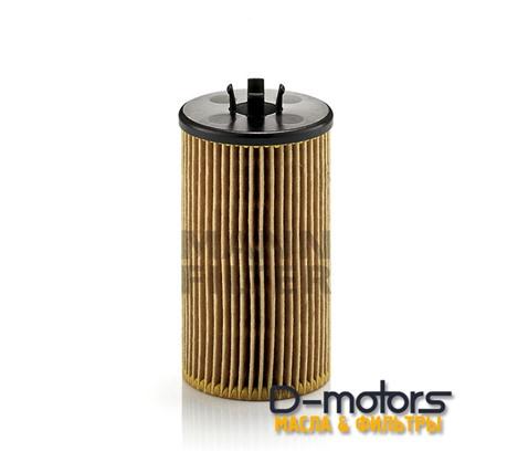 Фильтр масляный MANN HU612/2X для Opel и Chevrolet