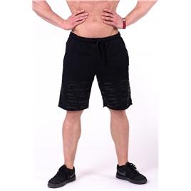 Ne Raw Hem Street Shorts цв.чёрный