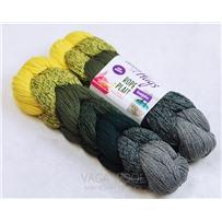 Пряжа ROPE PLAIT, цвет 194, 225м/250г, Woolly Hugs
