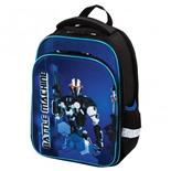 Ранец для мальчиков Brauberg Quadro Robot 17 л 229957