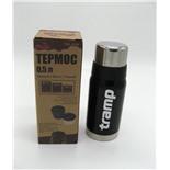 Термос 0,5 л. Tramp TRC-030 (черный)