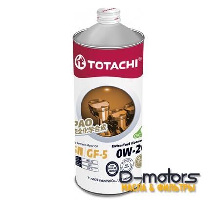 TOTACHI EXTRA FUEL ECONOMY 0W-20 (1л.)