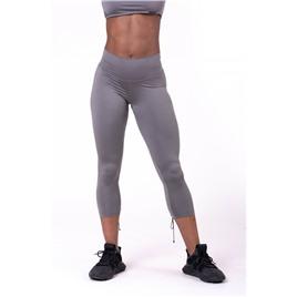 Ne Lace-up 7/8 leggings цв.металл